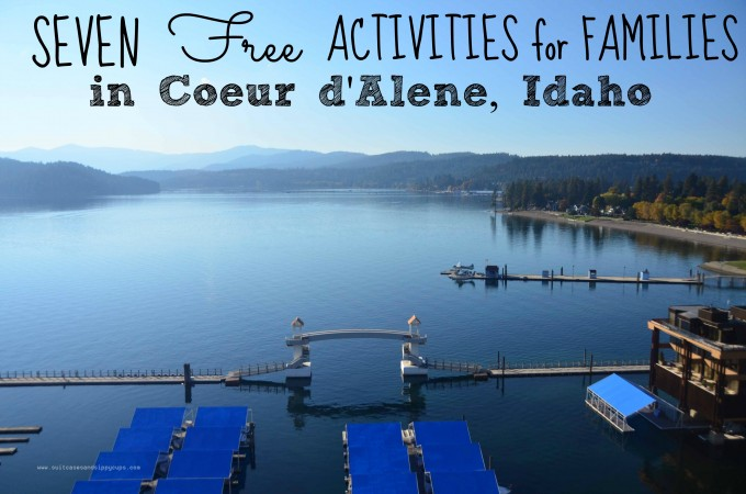 Seven Free Things to do in Coeur d'Alene, Idaho: Travel Tips Tuesday ...